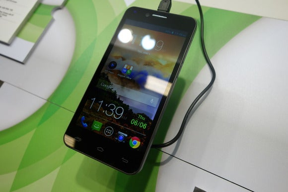 Gigabyte smartphone
