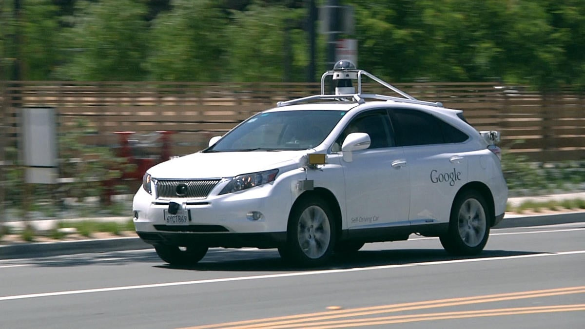 news article google goes uber self driving cars
